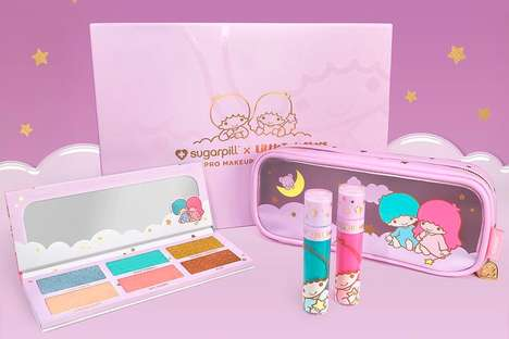 Collaborative Cartoon-inspired Cosmetics