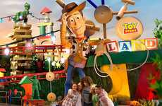 Toy Film Theme Parks