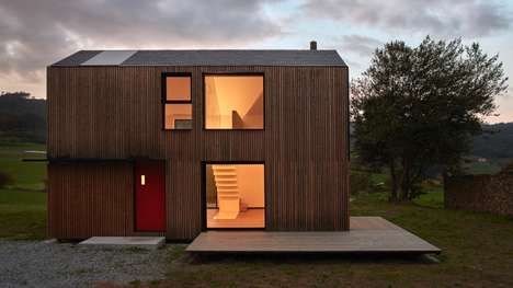 Speedy Sustainable Abodes - This Prefab Dwelling Designed by Barchitects Took 5 Hours to Build