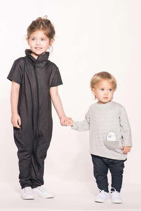 Comfortable Unisex Kids Clothes
