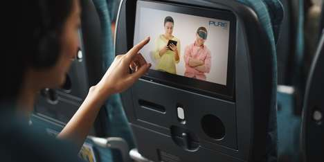 In-Flight Mindfulness Programs - Cathay Pacific's Yoga and Meditation Program is Available to Fliers