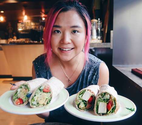 All-Vegan Korean Cafes - 'saVeg' is a New Cafe in Calgary from YouTuber Cheap Lazy Vegan