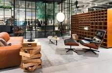 Open Concept Retail Spaces