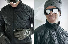 Weather-Protecting Jackets - Black Crow Created a New Lightweight Padded Jacket