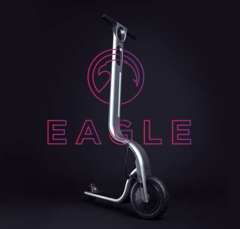 Sleek Scooter Concepts