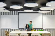 Productivity-Enhancing Light Bulbs - These Philips LED Lights Help Create Productive Work Spaces