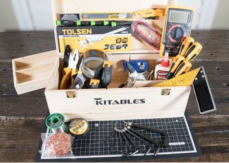 Maker-Targeted Toolboxes