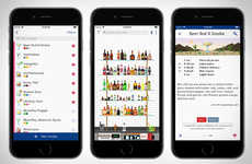 Customized Mixology Apps - The 'Mixel' App Lets You Add in the Ingredients You Have on Hand