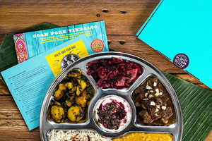 40 Food and Beverage Subscriptions - From All-Organic Meal Kits to Indian Platter Subscriptions