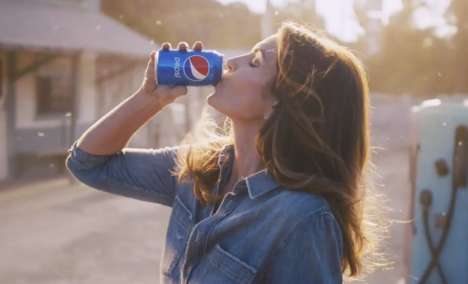 Historic Soda Ads - The 'This is Pepsi' Ad Celebrates the Brand's Long History