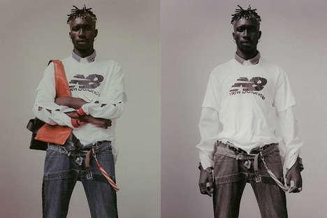 Deconstructed Sportwear Series