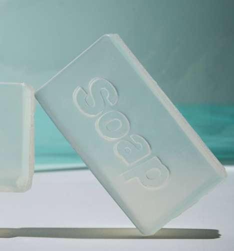 Translucent Minimalist Soaps