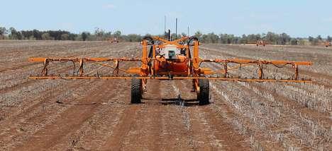 Agricultural Robotics Startups