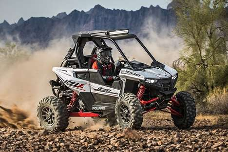 Well-Equipped All-Terrain Vehicles
