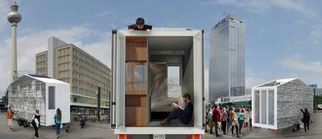 Minuscule Mobile Living Spaces