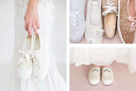 Dressed-Up Wedding Sneakers