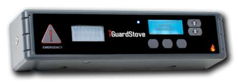 Safety Focused Smart Stoves