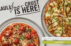 Low-Carb Pizza Crusts
