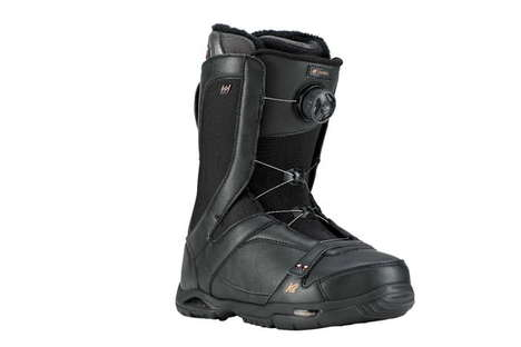 Heated Snowboard Boots