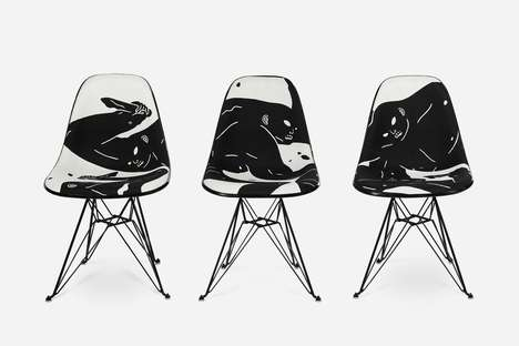 Social Issue-Themed Chairs