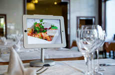 Self-Ordering Dining Tech - The Lightspeed Self-Order Menu Reduces Wait Time and Improves Service