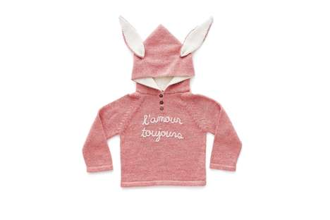 Eco Valentine's Baby Clothes