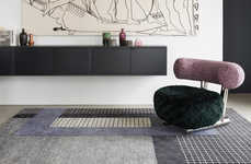 City-Influenced Rug Series