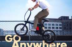 Swappable Battery Commuter eBikes