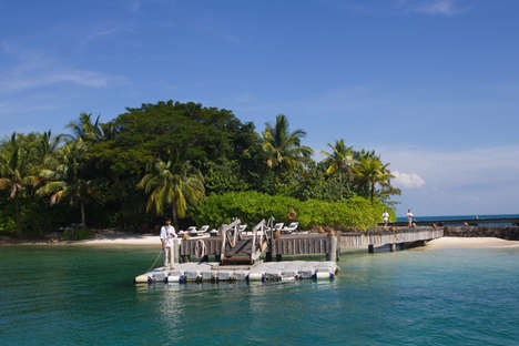 Sustainable Island Resorts - The Song Saa Resort is Part Nature Reserve, Part Luxurious Getaway