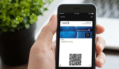Digital Airline Wallets