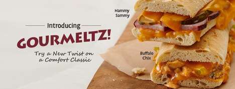 Hearty Toasted Cheese Sandwiches - Zoup!'s New GourmeltZ! Toasted Sandwiches are Made for Winter