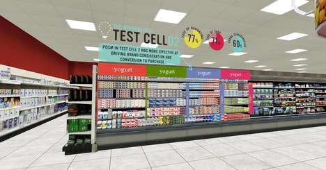 VR Store Visualizations