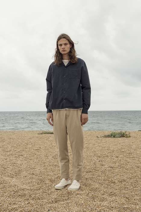Relaxed Menswear Collections