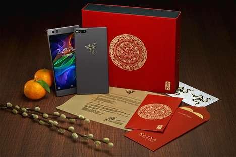 Chinese New Year Smartphones