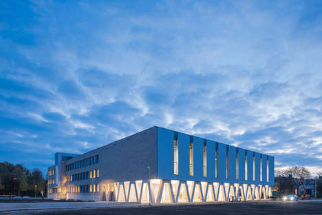 Elegantly Intelligent Schools - The Augustinianum is a School for Gifted Students in Eindhoven