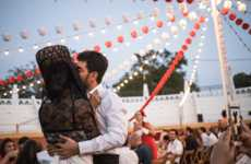 Cheerful Andalusian Weddings - Bullfighting and Dancing Horses Were Part of This Spanish Wedding