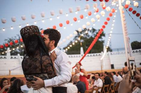 Cheerful Andalusian Weddings