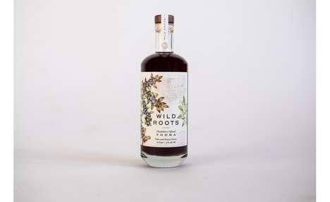 Huckleberry Vodka Spirits