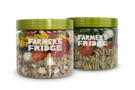 Grain-Based Meal Jars