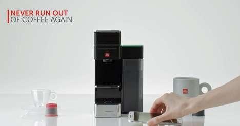 Self-Ordering Coffee Machines