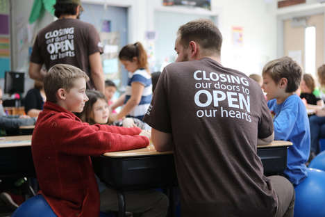 Charitable Ceased Operations - Otter Products' 'closed2open' Day Inspires Kids to Change the World