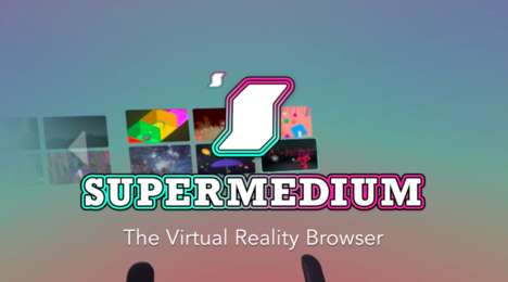 VR Web Browsers