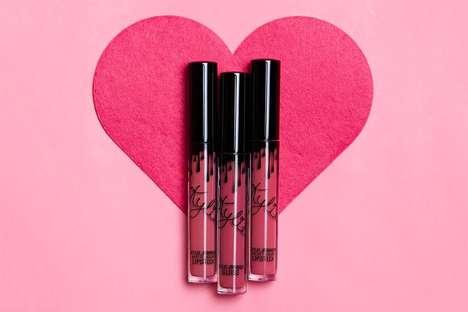 Anniversary-Celebrating Lipstick Trios