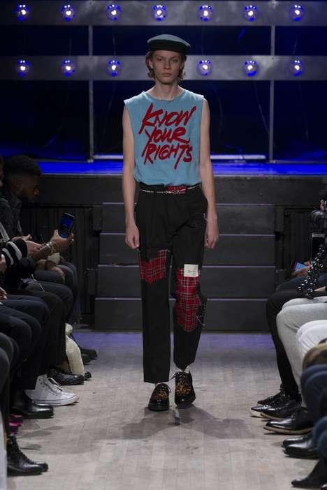 Unapologetic Punk Fashion Designs