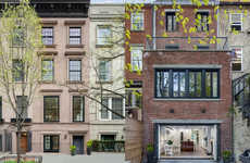 Renovated Historic Homes - This Upper East Side Townhouse Was Originally Built in 1875