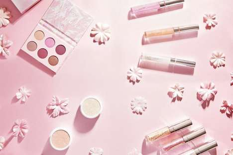 Summer-Inspired Cosmetic Collections