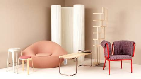 Student-Empowering Furniture - Students and Brands Worked on These Modern Furniture Designs