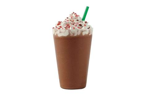 Cherry Mocha Valentine's Drinks
