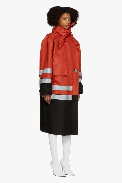 Contemporary Designer Winter Coats