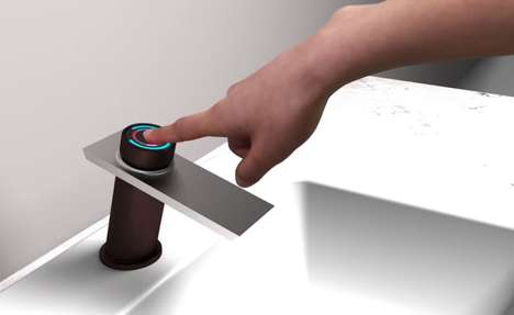 Intelligent Water-Saving Faucets